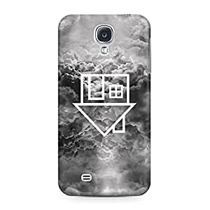The Neighbourhood The NBHD Clouds Sweater Weather Hard Plastic Snap-On Case For Samsung Galaxy S4