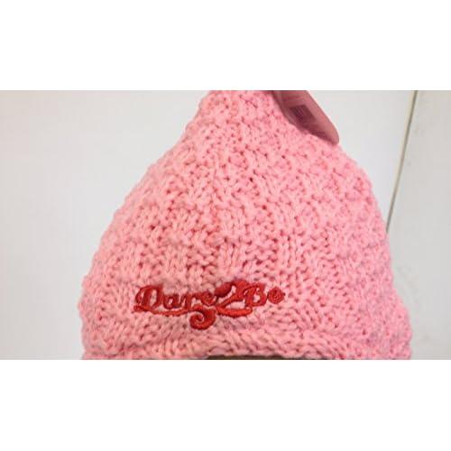 De bajo costo Dare2Be Niñas cuártica sombrero – Rosa – DKC 153 - www ... de105557e50