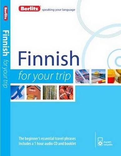 Berlitz Finnish For Your Trip