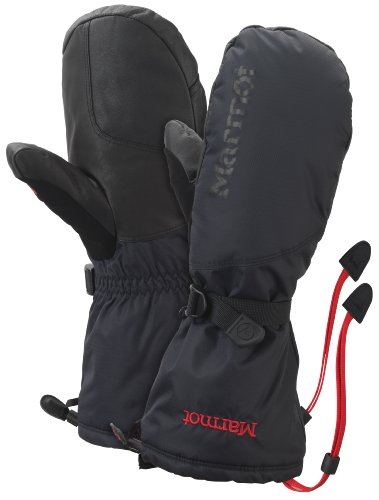 Marmot Men's Expedition Mitt, Black, Small ()