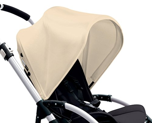 Bugaboo Bee3 Sun Canopy, Off White (Stroller not included)