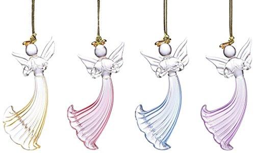 Lenox angels, set of 4 ornaments