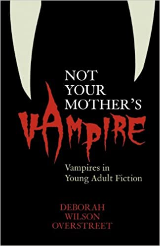 Brilliant phrase Young adult vampire fiction
