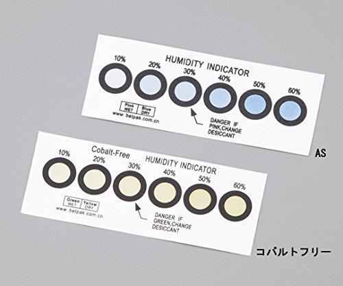 アズワン1-620-02湿度インジケーターカードAS B07BD2NM56