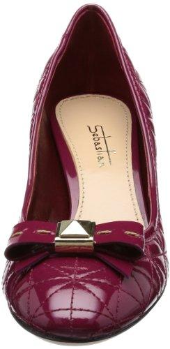 S5436 Rosa VERPOR VERPOR Zapatos S5436 mujer Sebastian para de vestir fwzEHF
