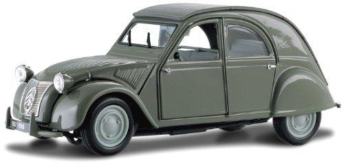 Citroen 2CV (1 32 scale) Diecast Model Car by Bburago