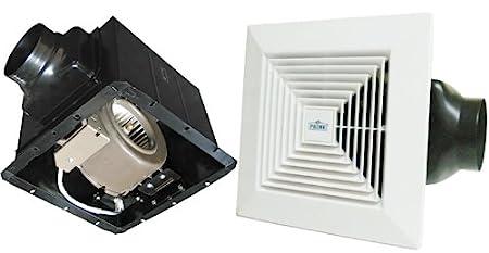 Astounding Prime Pq 50 Bathroom Exhaust Fan Amazon Co Uk Diy Tools Beutiful Home Inspiration Xortanetmahrainfo