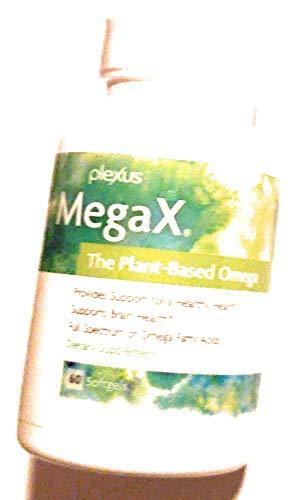 (Plexus MegaX Omega 3-6-9+5-7 60 soft gels)