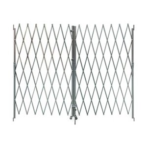 Industrial-Grade-2XZG6-Steel-Folding-Gate-Opening-8-10Ft