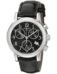 Tissot Womens TIST0502171605200 Dress Sport Black Dial Watch