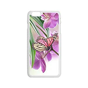 Butterfly Scenery Hight Quality Plastic Case for Iphone 6