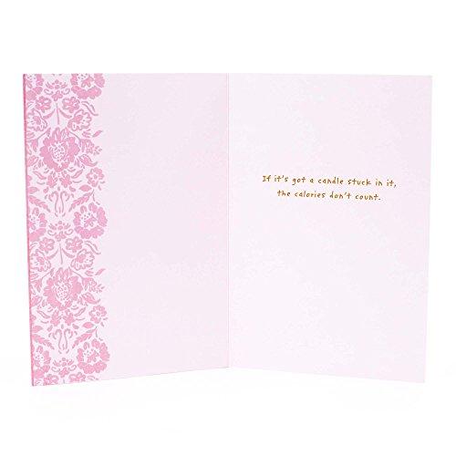Hallmark Signature Funny Birthday Greeting Card (Cupcakes) Photo #4
