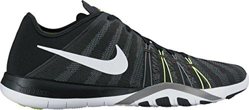 NIKE Wmns Nike Free TR 6-BLACK/WHITE V de Cool Grey