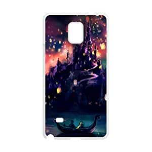Tangled Cell Phone Case for Samsung Galaxy Note4
