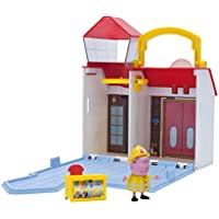 Peppa Pig Firehouse Little Places Playset (Firehouse)