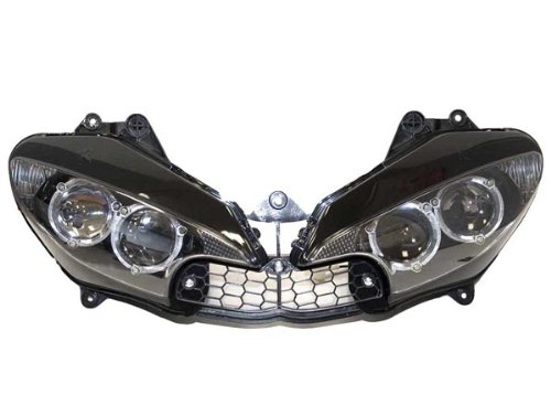 (Yana Shiki HL1178-5 OEM Replacement Head Light Assembly for Yamaha YZF-R6)