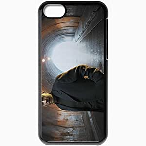 Personalized iPhone 5C Cell phone Case/Cover Skin 0 9 24 9360 Black