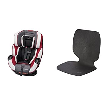 Evenflo Symphony Elite All In One Convertible Car Seat Ocala With Undermat