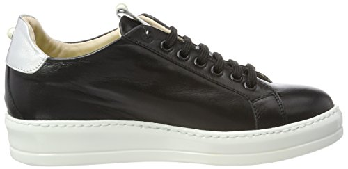 Zapatillas para Tepe Black 128 Negro Black Mujer Oxitaly 8xtE0dwx