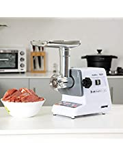 Geepas Electric Meat Grinder - Gmg767, Stainless Steel Material