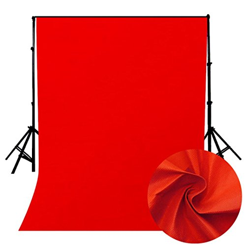 زمینه های عکاسی Inkach - رنگ خالص - پس زمینه تصویر زمینه عکس آتشی استودیوی عکس (قرمز)
