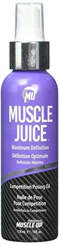 Cheap Muscle Juice Competition Posing Oil, Maximum Definition, 4 fl oz (118.5 ml)