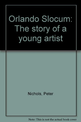 Orlando Slocum: The story of a young artist