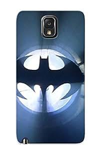Crazylove Durable Defender Case For Galaxy Note 3 Tpu Cover(imagene De Dibujo Animado Batman) Best Gift Choice