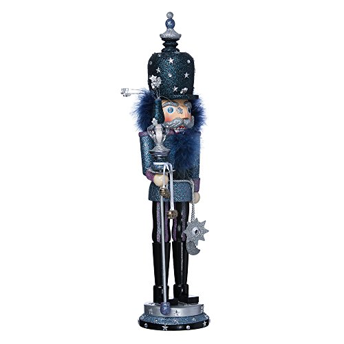 Kurt Adler Hollywood Night Stars Nutcracker, 19-Inch
