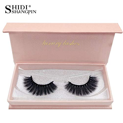 3D Mink False Eyelashes Natural Long Handmade Soft Eye lashes Extension Thick Crossing Full Strip Lashes Makeup Tools #61 Beauty Glazed
