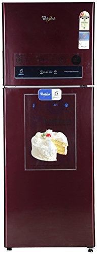 Whirlpool Pro 355 ELT Frost-free Double-door Refrigerator (340 Ltrs, 2 Star Rating, Wine Alpha)