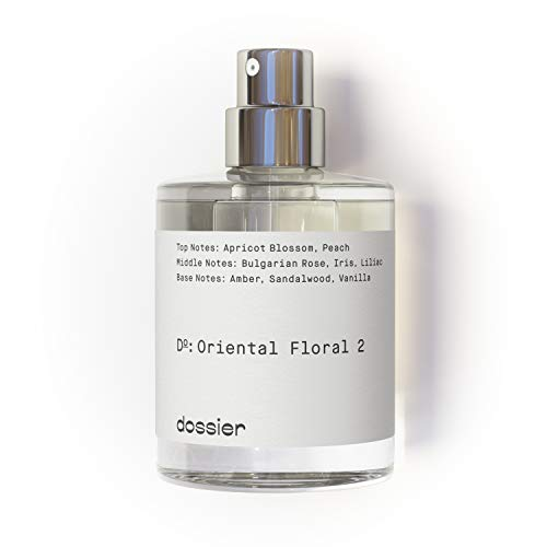 Dossier Oriental Floral 2 Womens Perfume Inspired By Tresor Fragrance