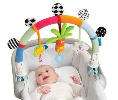 Baby Activity Bar For Pram - 3