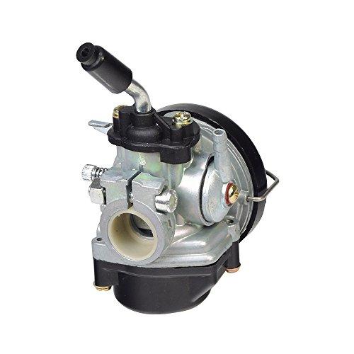 AlveyTech High Performance Carburetor for 48cc to 80cc 2-Stroke Bicycle Engine - High Carburetor Performance