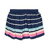 """Carter's Baby Girls' """"Blocked Stripes"""" Scooter Skirt"""
