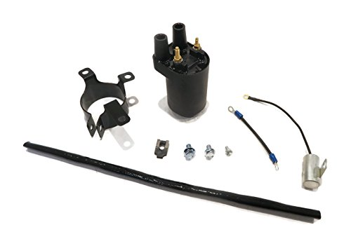 The ROP Shop New Ignition Coil KIT fits Toro Wheel Horse 520-H Garden Tractor 1994-1996 - Horse 1994