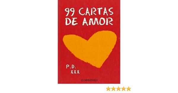 Amazon 99 Cartas De Amor Love Letters 9788483462980 VVAA Books