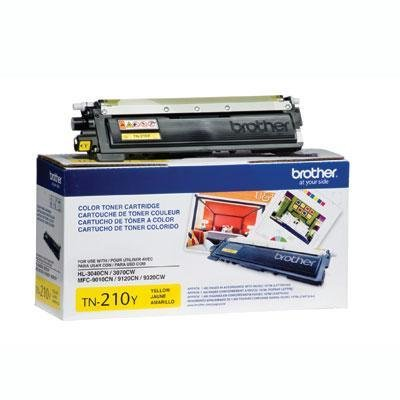 Brother International TN210Y Yellow Toner (Brother Mfc9325 Toner)