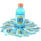 Ecorn Chug Jug Bottle Labels (16 Pack, Bottles Not Included, Heat Shrinking Non-adhesive)