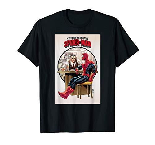 Marvel Peter Parker: Spectacular Spider-Man Comic T-Shirt