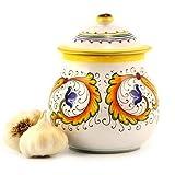 PERUGINO: Garlic Onion Jar Keeper (Large)