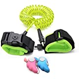 Child Safety Leashes with Lock, HathLove Anti Lost Wrist...