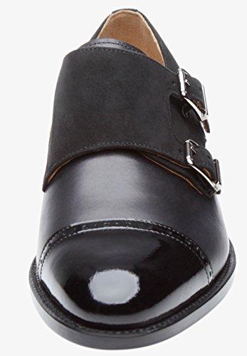 Shoepassion No. 1109 Elegante Business- Of Casual Schoenen Voor Vrouwen. Welted En Handgemaakt Van Het Fijnste Leder. Zwart