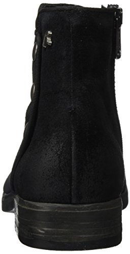 Replay Damen Firet Chelsea Boots Schwarz (BLACK 3)