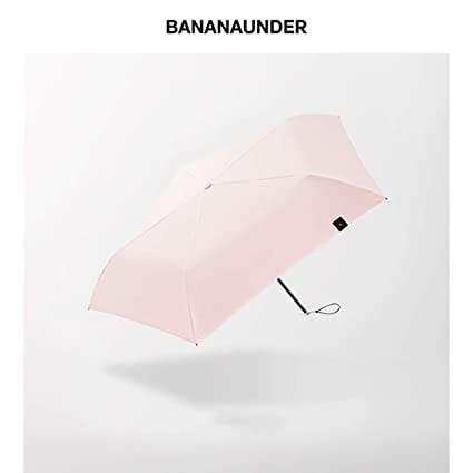 f20dc52b145f Amazon.com: WZJ-UMBRELLAS Ultralight Rain or Shine Dual-use Sun ...