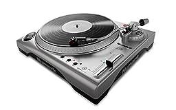 Numark TTUSB | 33 1/3 & 45 RPM Turntable with USB Audio Interface, 1/8\