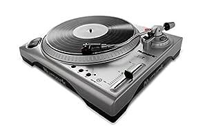 Numark TTUSB - Plato de DJ profesional con interfaz de audio ...