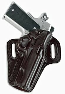 product image for Galco Concealable Belt Holster for Glock 19, 23, 32 (Black, Left-Hand)