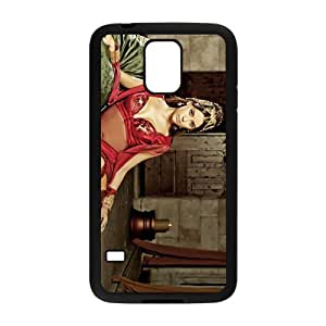 EROYI Elegant Woman Design Personalized Fashion High Quality Phone Case For Samsung Galaxy S5