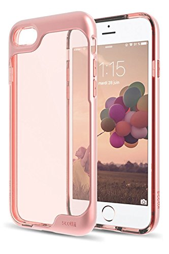 iPhone Case PRIISM Clear Rose